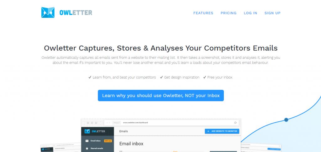 I Migliori 16 Strumenti Per Analizzare i Competitor- Owletter-victormotricala-marketing-blog