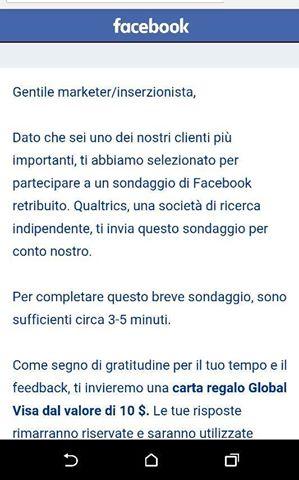 Facebook marketing- sondaggio facebook- survey-questionnario-marketing-victor-blog-target