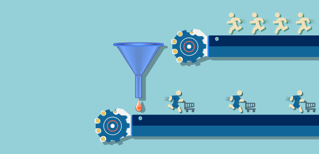 salesfunnelprocess- marketing-Come Costruire Un Conversion Funnel Per Triplicare I Tuoi Profitti-victor motricala-blog