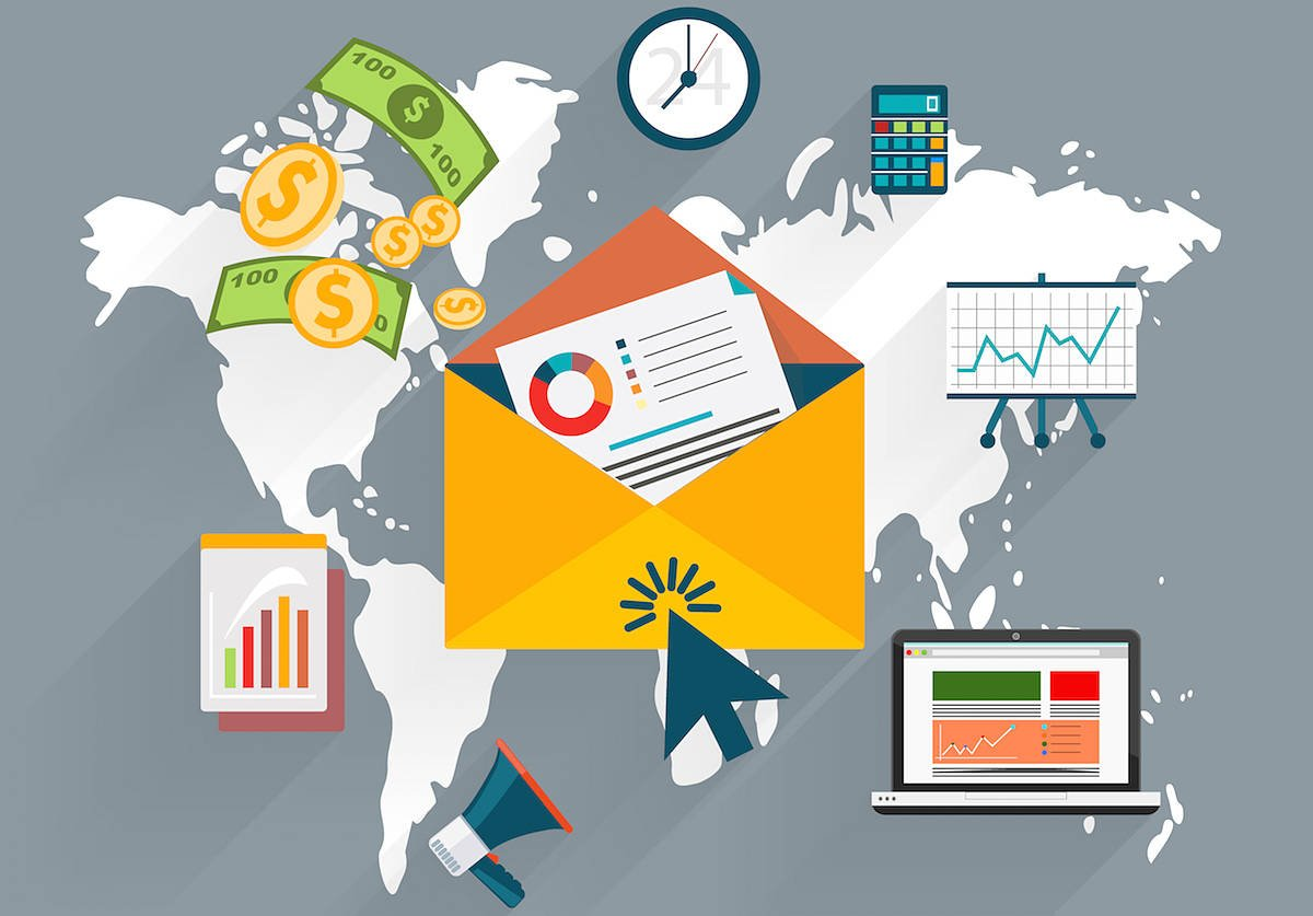 Email marketing retail