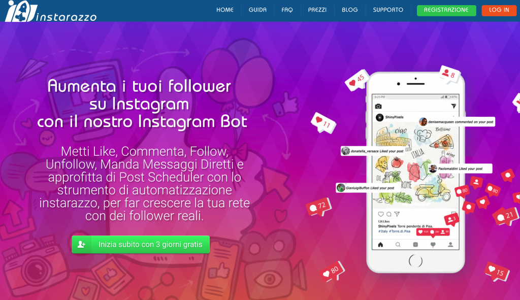 Alternative a Instagress - I migliori Bot per Instagram del 2018