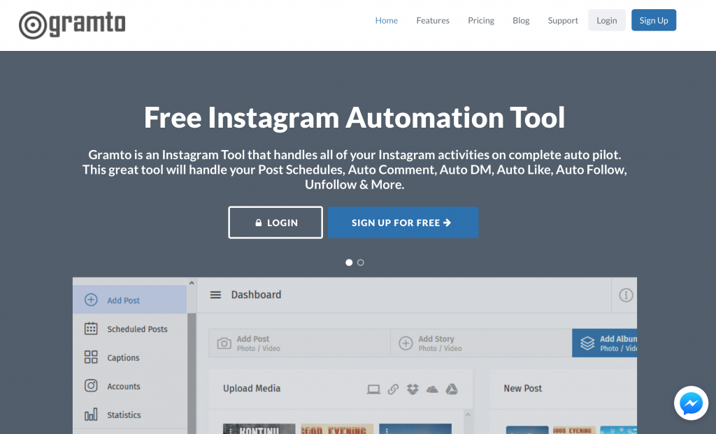 instagram auto like bot free